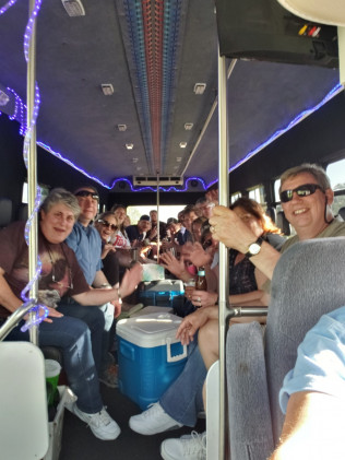 party bus saint cloud mn